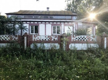 Дом в селе Бакланово Муравейка