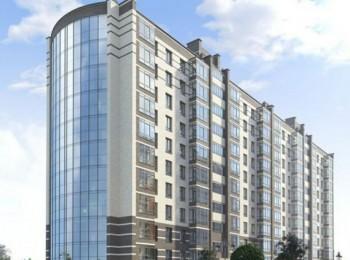 1 комнатная квартира по ул. Любечская, ЖК Панорама, Масаны
