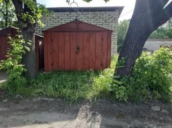 Гараж АК 41 ул. Борисенко р-н Обл. ГАИ