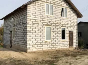 Дом в с. Старый Белоус. Современный. Компактный