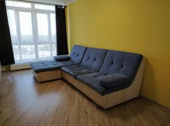 2-х комнатная 2-х уровневая квартира по ул. Жабинского, р-н ЖД Вокзала