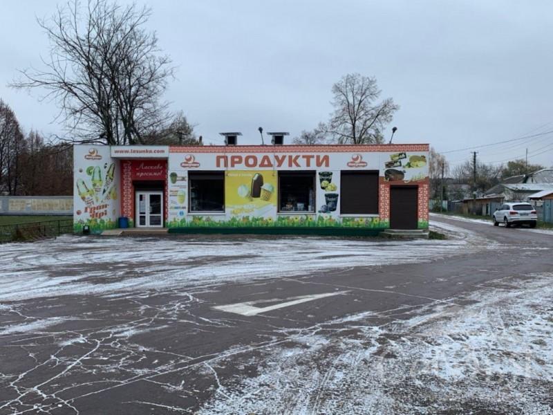 Продам магазин-кафе по первой линии