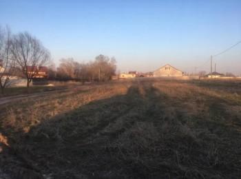 Земельный участок за Сиверянкой