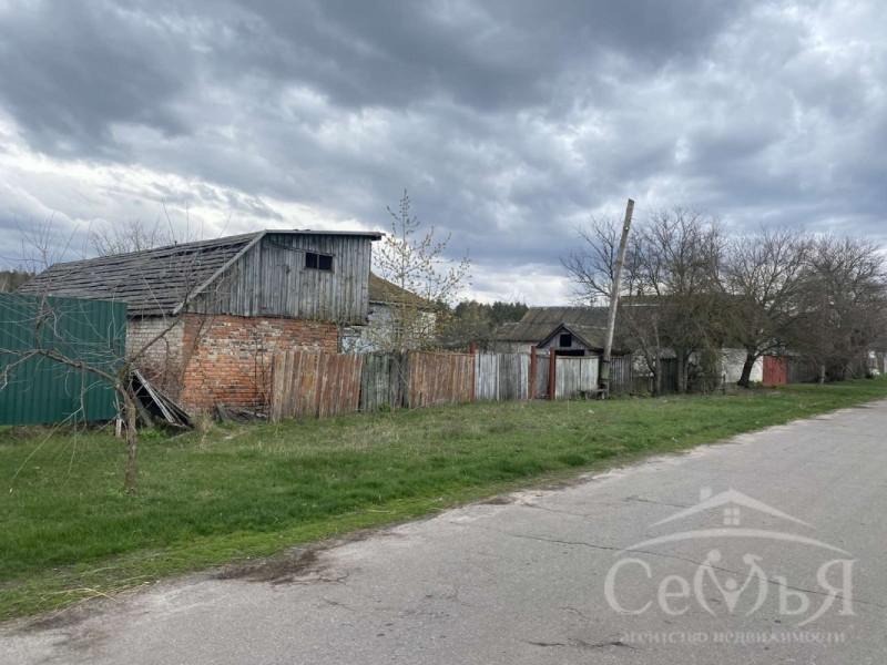 Земельный участок в с. Сновянка